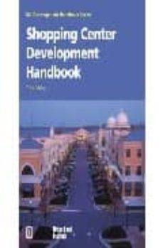 shopping center development handbook-9780874208528