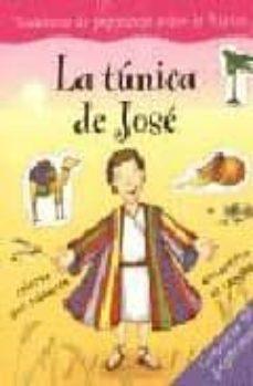 Valentifaineros20015.es La Tunica De Jose (Cuaderno De Pegatinas Sobre La Biblia) Image