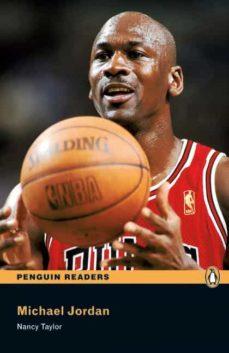 penguin readers level 1: michael jordan (libro + cd)-nancy taylor-9781405878128
