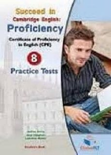 Descargar amazon books android tablet SUCCEED IN CAMBRIDGE CPE - PRACTICE TESTS - AUDIO CDS