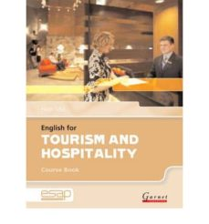 Google libros pdf descargador en línea ENGLISH FOR TOURISM AND HOSPITALITY COURSE BOOK & AUDIO CD/S 9781859649428 de