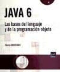 Javiercoterillo.es Java 6: Las Bases Del Lenguaje Y De La Programacion Objeto Image