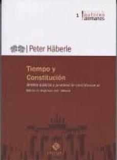 Canapacampana.it Tiempo Y Constitucion: Ambito Publico Y Jurisdiccion Constitucional Image