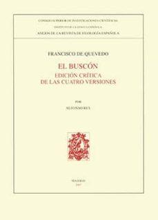 el buscón (ebook)-alfonso rey-9788400090128