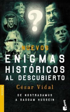Geekmag.es Nuevos Enigmas Historicos Al Descubierto: De Nostradamus A Saddam Hussein Image