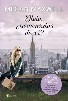 Descarga gratuita de audiolibros en italiano HOLA, ¿TE ACUERDAS DE MI? (EDICION ESPCIAL CON CD) (Spanish Edition) ePub DJVU iBook 9788408142928 de MEGAN MAXWELL