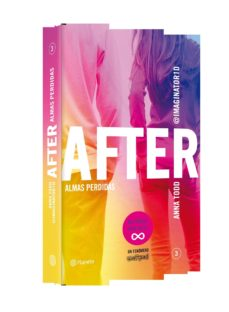 pack after 3 + funda impermeable movil-anna todd-9788408143628