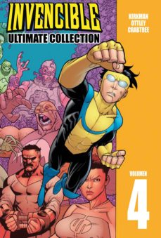 invencible ultimate collection vol. 4-robert kirkman-cory walker-9788415225928