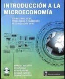 introduccion a la microeconomia: ejercicios, test, problemas y examenes actualizados (3ª ed.)-9788416140428