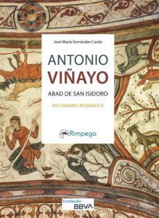 Libros en línea en pdf para descargar gratis ANTONIO VIÑAYO. ABAD DE SAN ISIDORO: DICCIONARIO BIOGRAFICO 9788416610228 MOBI RTF