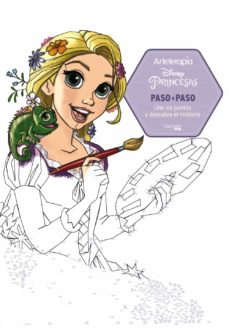 Descargas de libros de Amazon para iphone ARTETERAPIA. PRINCESAS DISNEY PASO A PASO iBook en español