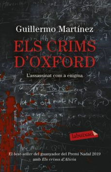 Descarga gratuita de epub books zip ELS CRIMS D OXFORD (Spanish Edition) DJVU de GUILLERMO MARTINEZ 9788417420628