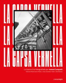 Descargar libro online gratis LA CAPSA VERMELLA de ANTONI CAMPAÑA 9788418022128