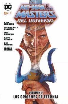 Descargando audiolibros en HE-MAN Y LOS MASTERS DEL UNIVERSO (VOL. 02)