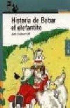 historia de babar el elefantito-jean de brunhoff-9788420448428