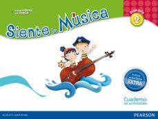 siente la música 2 pack actividades (contenido extra)-9788420564128