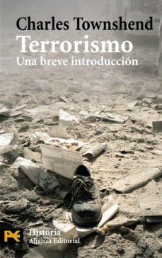 terrorismo: una breve introduccion-charles townshend-9788420662428
