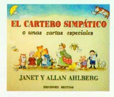el cartero simpatico o unas cartas especiales-allan ahlberg-janet ahlberg-9788423332328