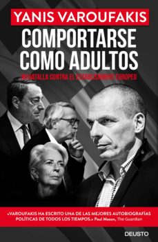 comportarse como adultos (ebook)-yanis varoufakis-9788423429028