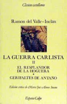 Trailab.it La Guerra Carlista: El Resplandor De La Hoguera (2ª Ed.) Image