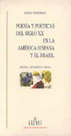 Javiercoterillo.es Poesia Y Poeticas Del Siglo Xx En La America Hispana Y El Brasil Image
