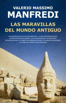 las maravillas del mundo antiguo-valerio massimo manfredi-9788425354328