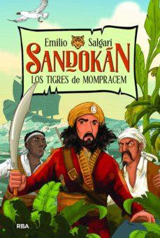 sandokán 1. los tigres de mompracem (ebook)-emilio salgari-9788427217928