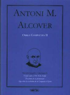 Elmonolitodigital.es Obres Completes Ii: Antoni M. Alcover Image