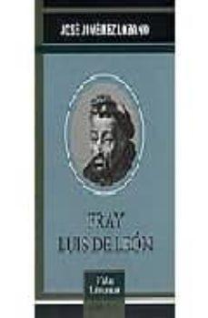 fray luis de leon-jose jimenez lozano-9788428212328