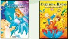 Javiercoterillo.es Cuentos De Hadas (Libro De Colorear) Image