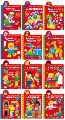 Emprende2020.es Pego, Juego Y Aprendo (6 Titulos) Image