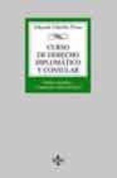 Ojpa.es Curso De Derecho Diplomatico Y Consular: Parte General Y Derecho Diplomatico Image