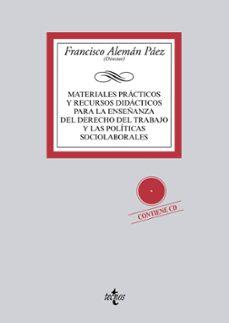 materiales practicos y recursos didacticos para la enseñanza del derecho del trabajo y las politicas sociolaborales-9788430958528