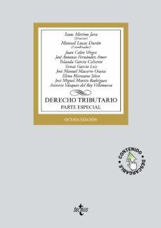 Descargar DERECHO TRIBUTARIO gratis pdf - leer online