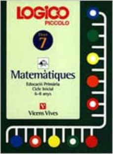Tajmahalmilano.it Logico Piccolo Matematicas Fitxer 7 (Cicle Inicial 6-8 Anys) Image