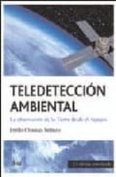Viamistica.es Teledeteccion Ambiental (2ª Ed.) (Incluye Cd-rom) Image