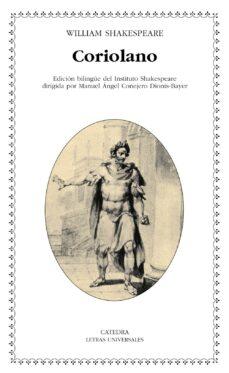 coriolano (ed. bilingüe)-william shakespeare-9788437620428