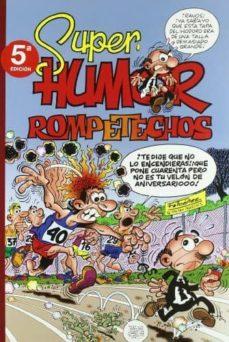 super humor rompetechos nº 37-f. ibañez-9788440699428