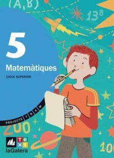 Inmaswan.es Matemàtiques 5 (Projecte Tram) Image