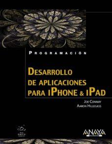 desarrollo de aplicaciones para iphone & ipad-aaron hillegass-9788441529328