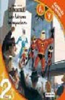 Geekmag.es Los Increibles: Los Heroes Te Ayudan: Lectura Nivel 2 (Aprendo La S Letras H, Y) Image