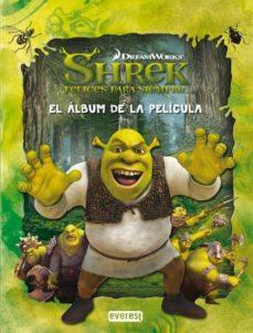 Permacultivo.es Shrek 4: Album De La Pelicula Image