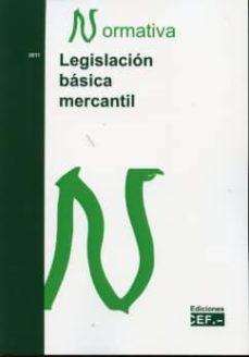 Upgrade6a.es Legislacion Basica Mercantil. Normativa 2011 Image
