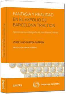 Descargar FANTASIA Y REALIDAD EN EL EXPOLIO DE BARCELONA TRADITION. APUNTE PARA UNA BIOGRAFIA DE JUAN MARCH ORDINAS gratis pdf - leer online