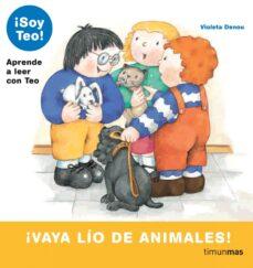 Eldeportedealbacete.es ¡Vaya Lio De Animales! Image