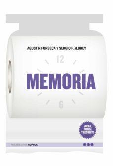 memoria-agustin fonseca-sergio f. aldrey-9788448068028