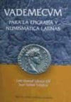 Emprende2020.es Vademecum Para La Epigrafia Y Numismatica Latinas Image
