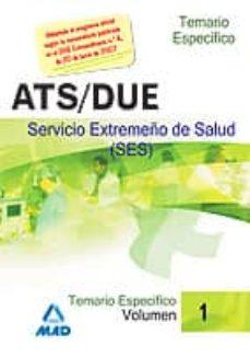 Permacultivo.es Ats/due Del Servicio Extremeño De Salud (Ses): Temario Especifico Image