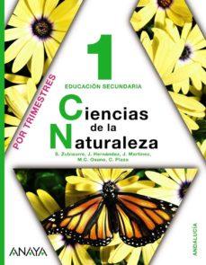 Titantitan.mx Ciencias De La Naturaleza 1. (Andalucia) Image