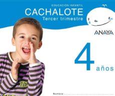 Trailab.it Cachalote 4 Años. Tercer Trimestre. Andalucía / Aragón / Asturias Educación Infantil 3-5 Años Image